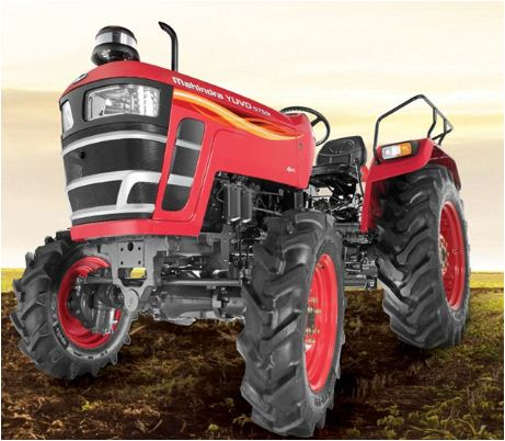 Mahindra YUVO 275 DI Feature