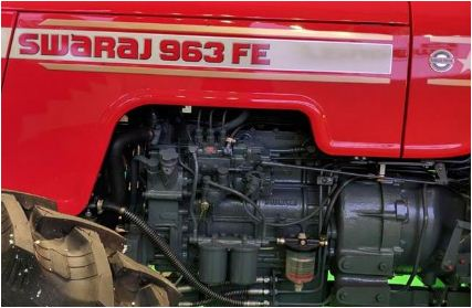 Swaraj 963 FE Engine