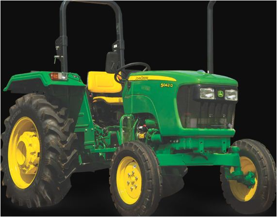 John Deere 5042 D Tractor Features
