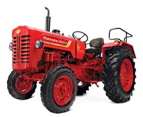 Mahindra 255 DI Power Plus