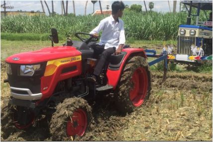 Mahindra JIVO 245 DI Feature