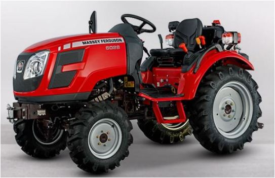 Massey Ferguson 6028 4WD Specification