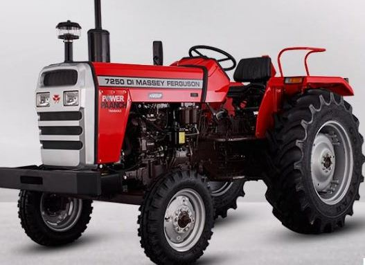 Massey Ferguson 7250 Power Tractor Features