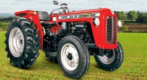 Massey Ferguson TAFE 30 DI Orchard Plus Tractor Features