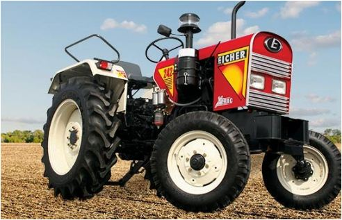 Mini Eicher 242 Tractor Features