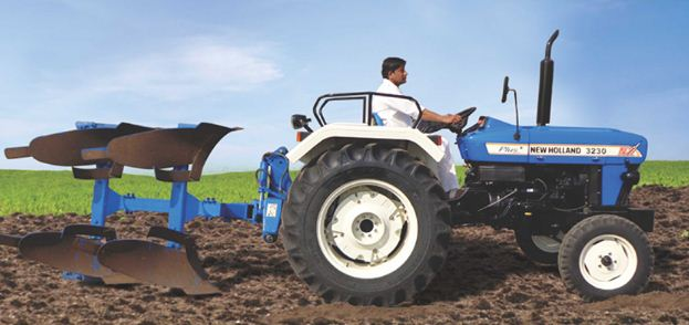 New Holland 3230 Tractor Features