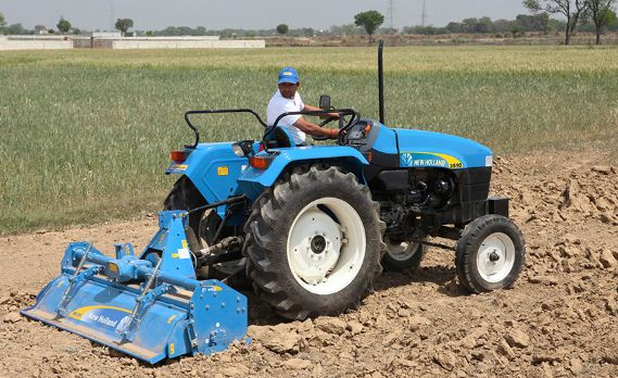 New Holland 3510 Tractor Features