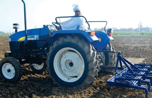 New Holland 3510 Tractor