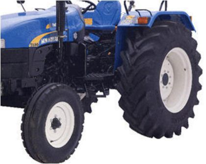 New Holland 5500 Turbo Super Tractor Tyre