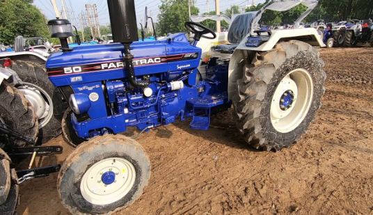 Farmtrac 50 Smart Tractor Features