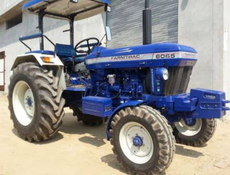 Farmtrac 6055 T20 Tractor Features
