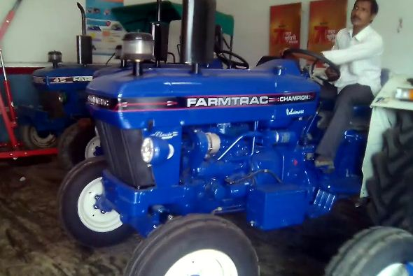 Farmtrac Champion Plus Tractor Features