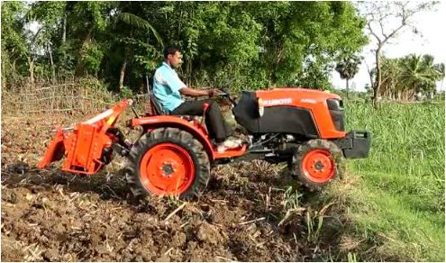 Kubota NEO STAR A211N 4WD Tractor Features