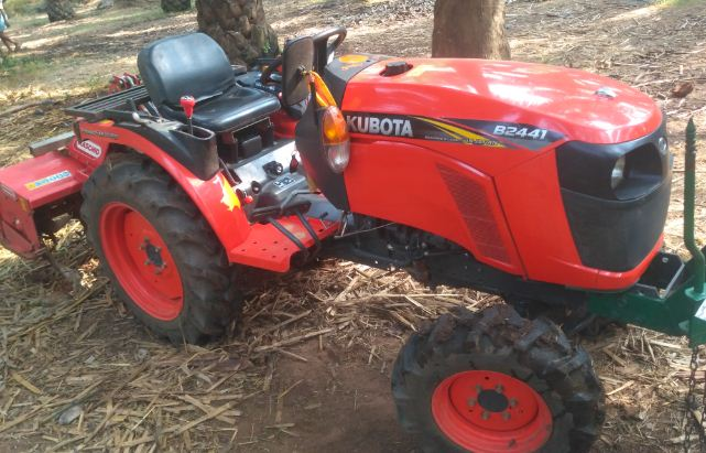 Kubota Neostar A211N Tractor Features