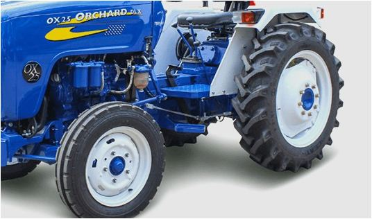 Force Orchard DLX LT Tractor Tyre
