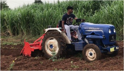 Force Orchard Mini Tractor Features