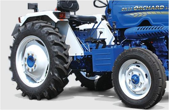 Force Orchard Mini Tractor Tyre