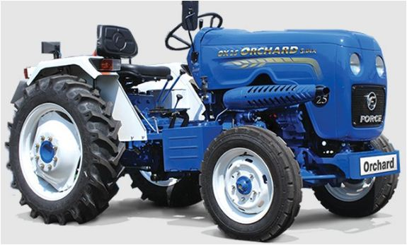 Force Orchard Mini Tractor