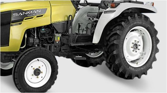 Force Sanman 5000 Tractor Tyre