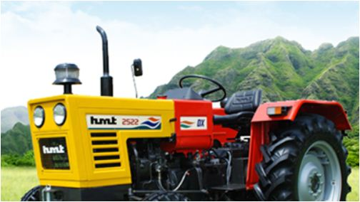 HMT 2522 FX Tractor Features