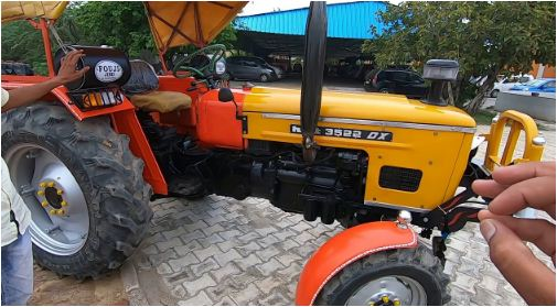 HMT 3522 DX Tractor