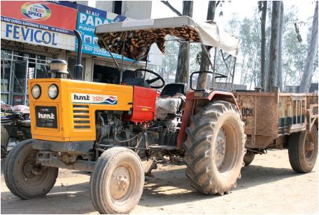HMT 3522 Tractor Features