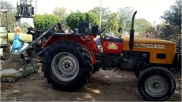 HMT 6522 Tractor Features
