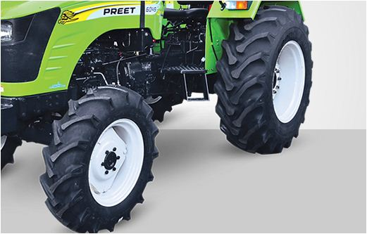 Preet 4549 CR 4WD Tractor Tyre