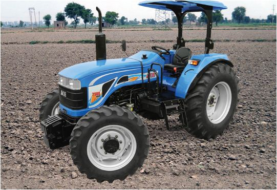 ACE DI 7500 Tractor Features