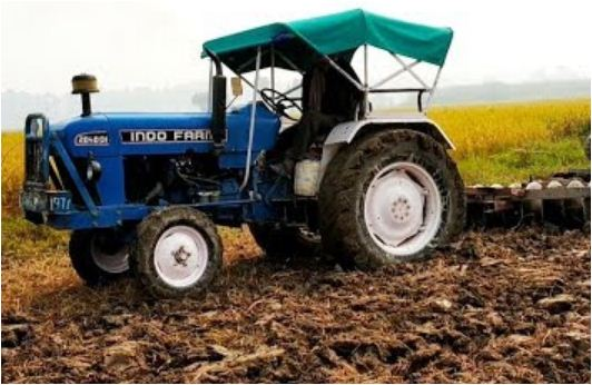Indo Farm 2040 Tractor Features