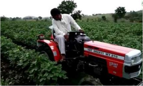 VST MT 270 VIRAAT 4W Tractor Features